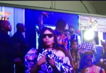 BBNaija Saturday night party - Nigerians are divided over this photo of Mercy showing off her underwear during the BBNaija Saturday night party