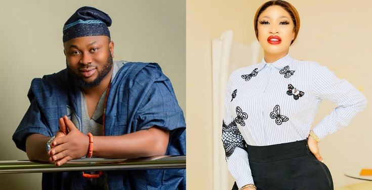 Churchill Sues Tonto Dikeh For N500 million For Defamation Of Character