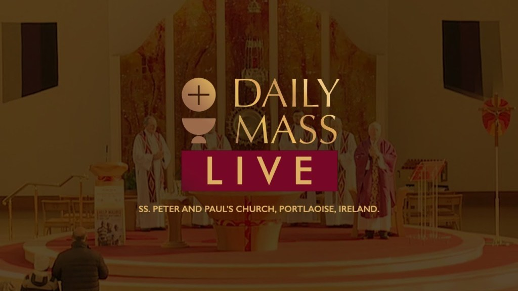 Live Sunday Mass 6 July 2020 St Peter and St Paul's Church Ireland