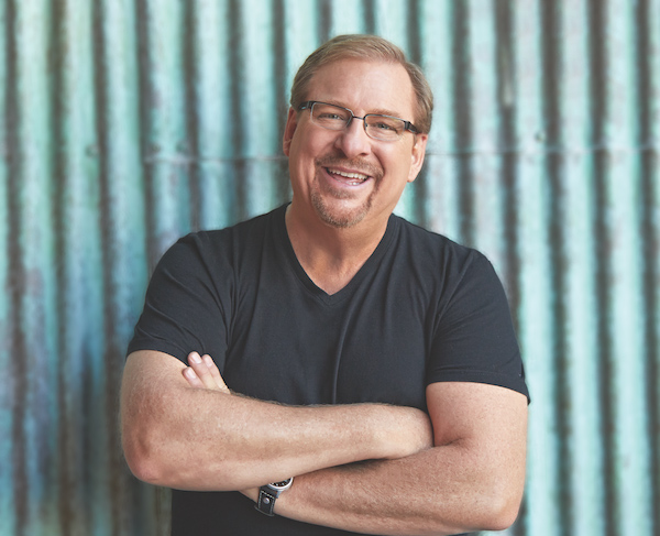 Daily Hope with Rick Warren Devotional 3 September 2021