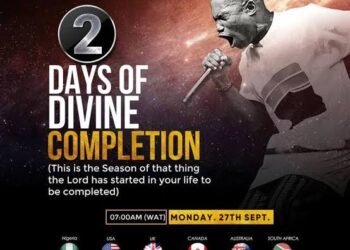 NSPPD Live Today 27 September 2021 with Pastor Jerry Eze